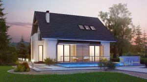 Современный европейский дом