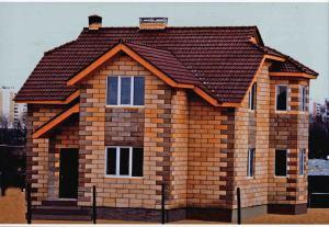 строительство домов из теплоблоков 2